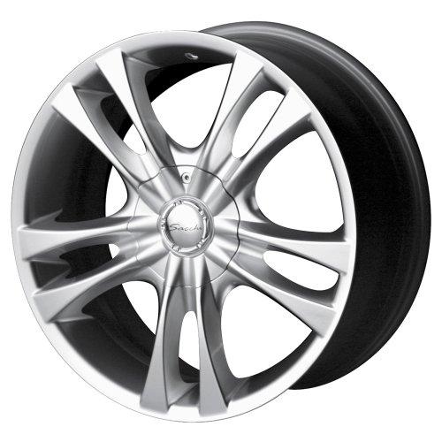 Sacchi S2 220 Hypersilver Wheel (16×7″/5x100mm)