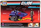 GI Joe 25th Anniversary Cobra H.I.S.S. with Cobra Driver - Attack on Cobra Island