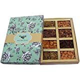 Chocholik Special Flavoured Dry Fruits And Dried Fruit Gift Hamper - 500 Gms