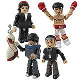Rocky 1 - Minimates Box Set Of 4