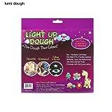 Light Up Dough - The Dough That Glows