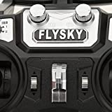 Flysky FS-i6 AFHDS 2A 2.4GHz 6CH Radio System Transmitter for RC Helicopter Glider with FS-iA6 Receiver