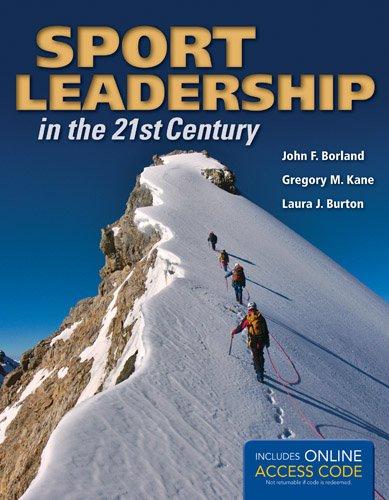 Sport Leadership In The 21St Century