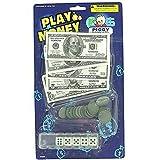 Bulk Buys Kk858 Play Money With Dice Case Of 144