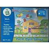 Leap Frog Imagination Desk Pre-k Math Games