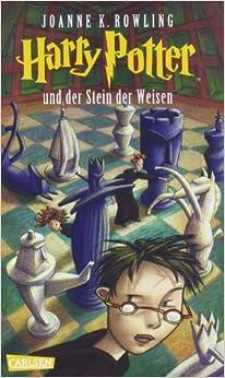 Harry Potter und der Stein der Weisen (Joanne K. Rowling)
