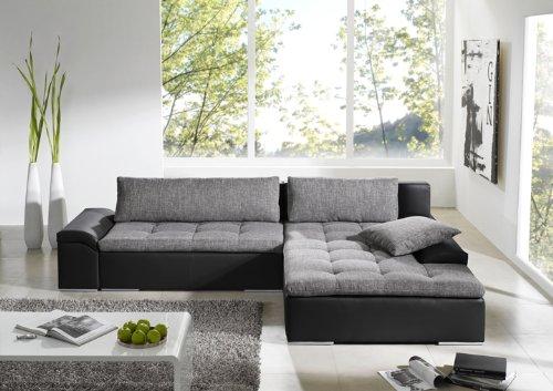 Ecksofa, Sofaecke, Schlafsofa, Couch, Schlafcouch