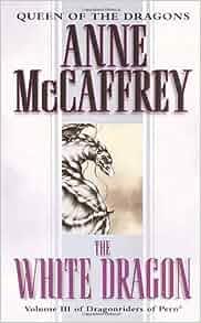 Order of Anne McCaffrey Books
