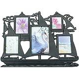 SAI JAGANNATH Glass Photo Frame (45 Cm X 4 Cm X 30 Cm, Black)