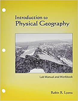 PHYSICAL GEOGRAPHY LAB MANUAL PDF