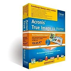Gratis! Acronis True Image 11 kostenlos zum download (32,99€ gespart!)
