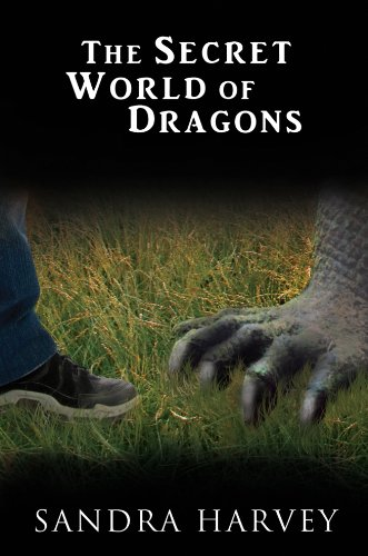 Book: The Secret World of Dragons by Sandra Harvey