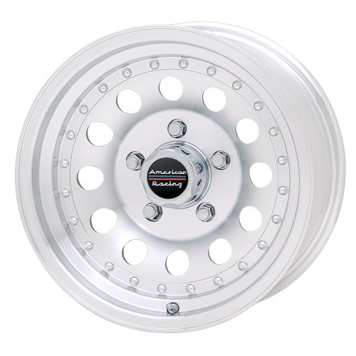 American Racing Custom Wheels AR62 Outlaw II Machined Wheel With Clearcoat (15×7″/5×120.7mm, -6mm offset)