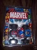 Marvel Heroes Regener8'rs Spiderman - Limited Edition Metallic
