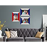 Exclusive Wall Decore _Wall Hangings_Set Of 3 Photo Frames_Multiple Photo Frame Edition