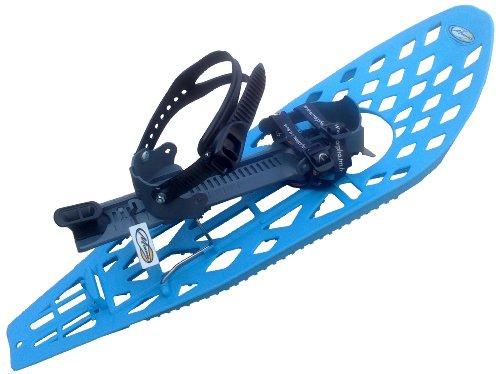 MORPHO Herren Schneeschuhe Trimalp Light Schneeschuhe mit Fußgelenk-Schnalle (Snowboard Type) ohne Polstereinlage