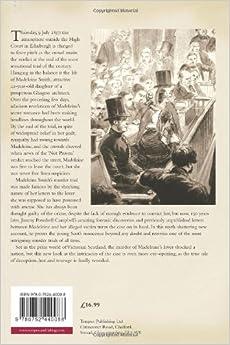 The Trial Of Madeleine Smith Essay