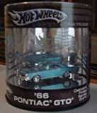100% Hot Wheels '66 Pontiac GTO Limited Edition Oil Can