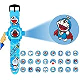 Doremon 24 IMAGE PROJECTOR WATCH GIFT FOR KID