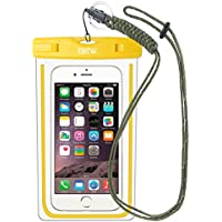 Waterproof Phone Case: EOTW Waterproof Phone Pouch Pocket Dry Bag With Lanyard For IPhone 6 6S Plus 5 5S 5C SE...