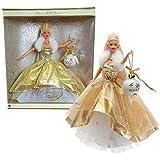 Mattel Year 2000 Barbie Holiday Season Series 12 Inch Doll - Special 2000 Edition CELEBRATION BARBIE