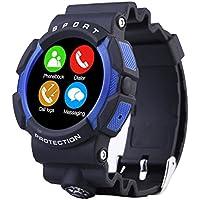 Padgene Waterproof Scratchproof Dustproof Bluetooth Sport SmartWatch With Heart Rate Monitor Trace Calorie Functions...
