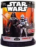 Star Wars Order 66 Exclusive 2 Pack 3 of 6 Darth Vader Commander Bow
