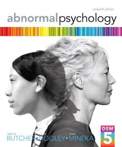 Abnormal Psychology Comer Ebook