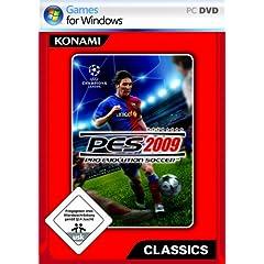 Pro Evolution Soccer 2009 [PC] für 3,90 €