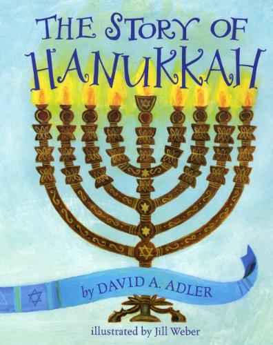 The Story of Hanukkah