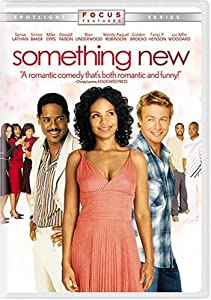 """Cover of """"Something New (Widescreen Editi..."""