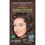 Impression Soft Brown Natural Hair Colour