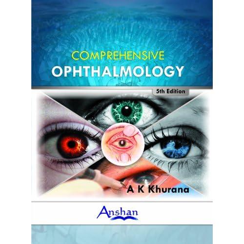 Comprehensive Ophthalmology Khurana, A. K.
