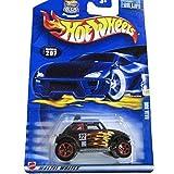 #2002 207 Baja Bug Large/Small Wheels Collectible Collector Car Mattel Hot Wheels
