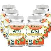 Morpheme Kutaj 500mg Extract 60 Veg Caps - 6 Bottles