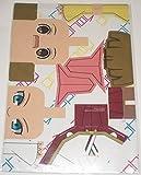 Graphig # 252 # 253 Inazuma Eleven Quirino Ranmaru Nanohana Ki-meiko Animage July 2013 Appendix Tokuma Shoten