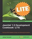 Joomla! 1.5 Development Cookbook: LITE