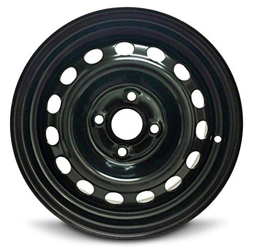 Kia Rio 14 inch 4 Lug Steel Rim/14×5.5 4-100 Steel Wheel