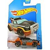 Hot Wheels - 2014 HW City 1/250 - HW City Works - Repo Duty (black/orange)