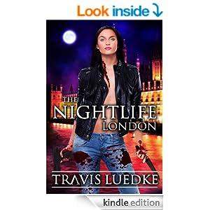 Nightlife London Book