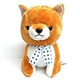 AMUSE Dog Plush Series Mameshiba San Kyodai: Tabi no Tochu 16