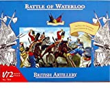 1/72 Battle of Waterloo French Artillery by Imex