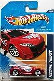 Hot Wheels - Megane Trophy (Red) - HW All Stars 12 - 2/10 ~ 122/247 [Scale 1:64]