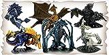 Capcom Figure Builder Monster Hunter Standard Model Plus Vol.3 BOX (6 kinds and bonus parts)