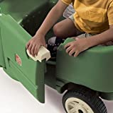 SALE! Step2 Children's Wagon for 2 - Tag-Along Trailer - Willow - Sturdy Ride-on Trailer for Children