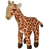 "7.5"" Giraffe Pounce Pal Plush, Case Of 24"