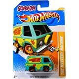 SCOOBY-DOO! THE MYSTERY MACHINE Hot Wheels 2012 New Models Series #38/50 Scooby Doo Mystery Machine