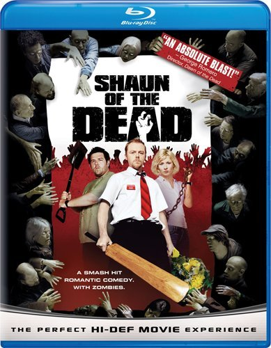 "Cover of ""Shaun of the Dead"""