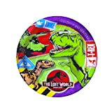 Jurassic Park 'Lost World' Small Paper Plates (8ct)