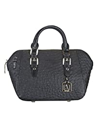 Adamis Beautiful Designed Handbag (Black_B729)
